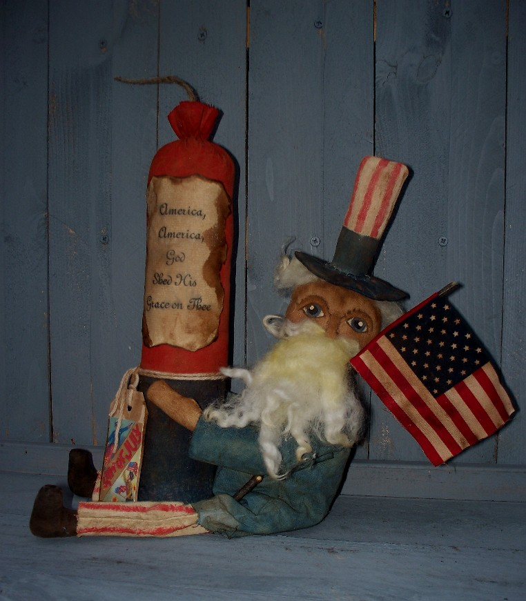 FIRECRACKER UNCLE SAM
