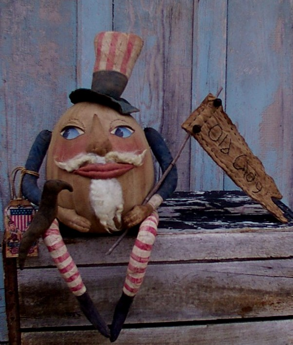 HUMPTY DUMPTY UNCLE SAM
