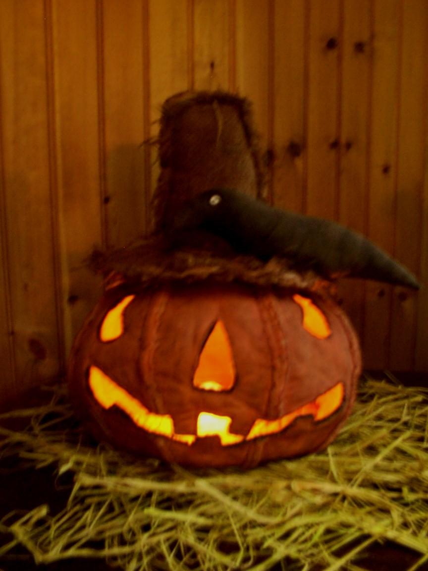 JACK O' LITE Halloween / Fall Pattern