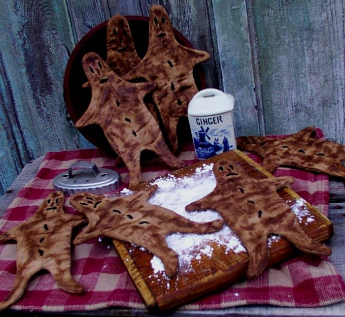 Cookies for Santa Pattern