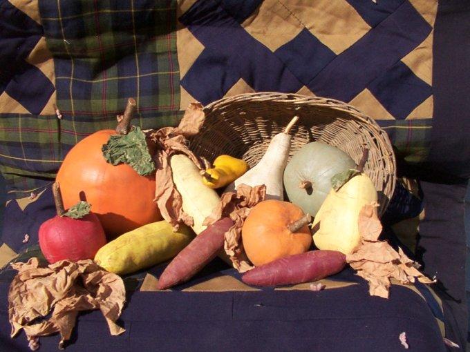An AUTUMN MEDLEY Halloween / Fall Pattern