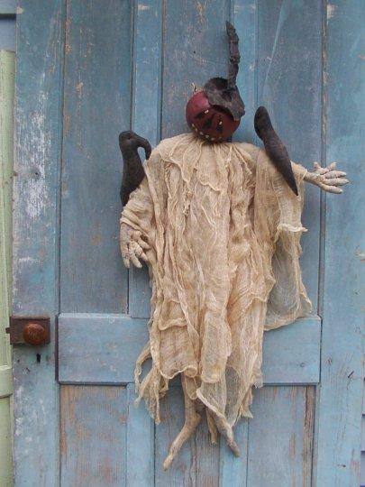 Ghastly Ghost Halloween / Fall Pattern