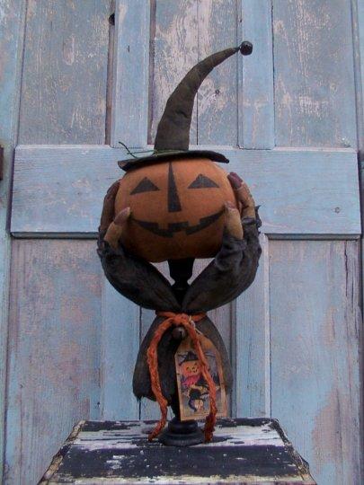 The Fortune Teller Halloween / Fall Pattern